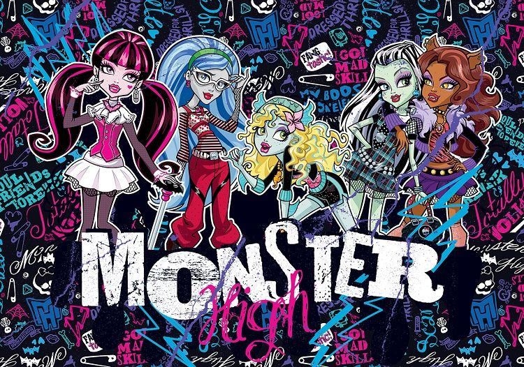 pics photos monster high monster high wallpaper 32579839