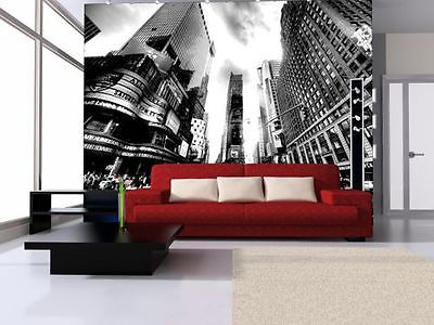 Giant Wall Art wallpaper mural times square vintage new york 320x230cm giant wall