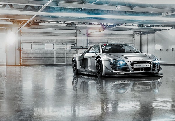audi r8 wall mural. Black Bedroom Furniture Sets. Home Design Ideas