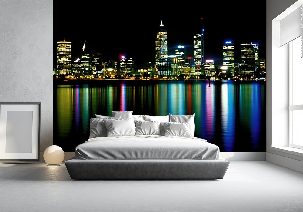 Cityscape Wallpaper For Bedroom Online Information