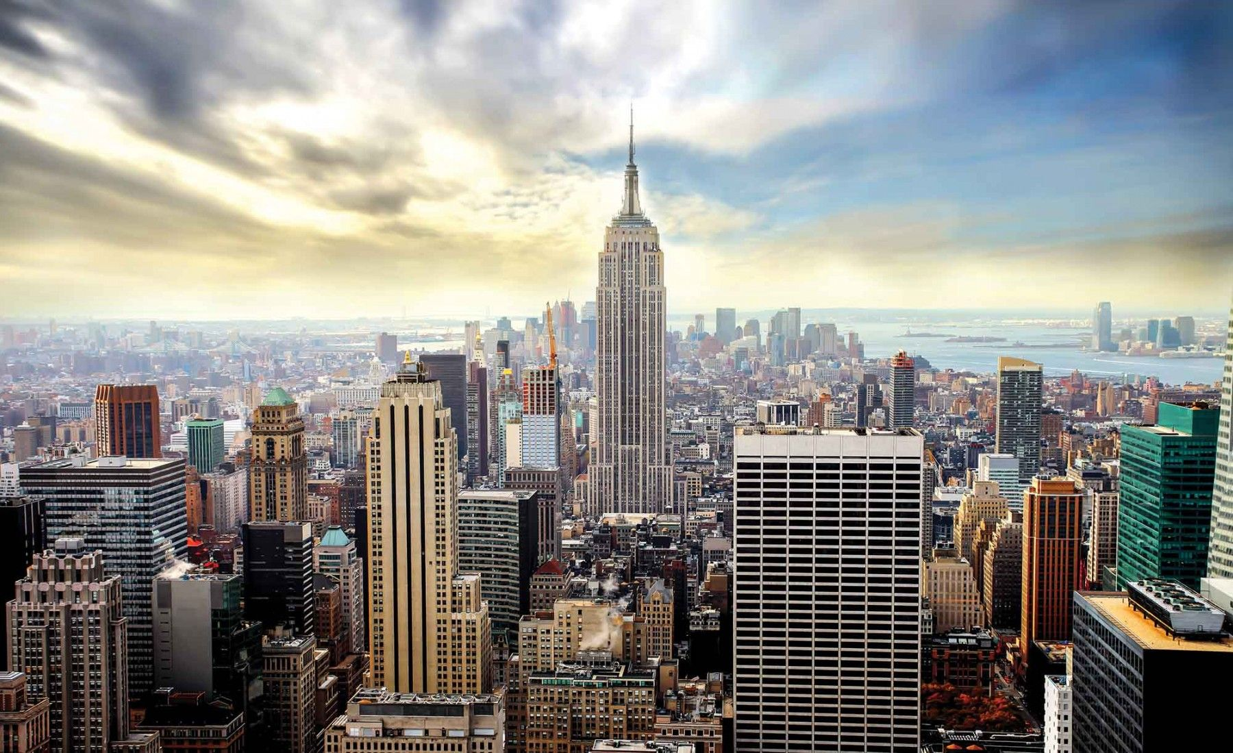 New York wallpaper for interior walls | Buy It Now