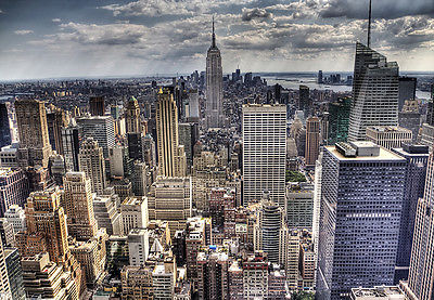 wall mural new york city skyline photo wallpaper cityscape approx