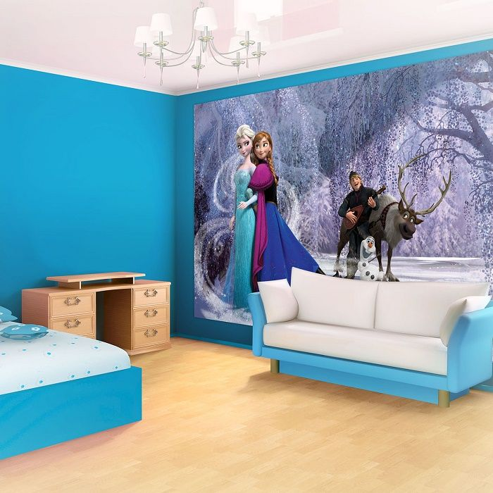 Perfect XL Elsa Frozen By Disney Photo Wall Mural Part 10